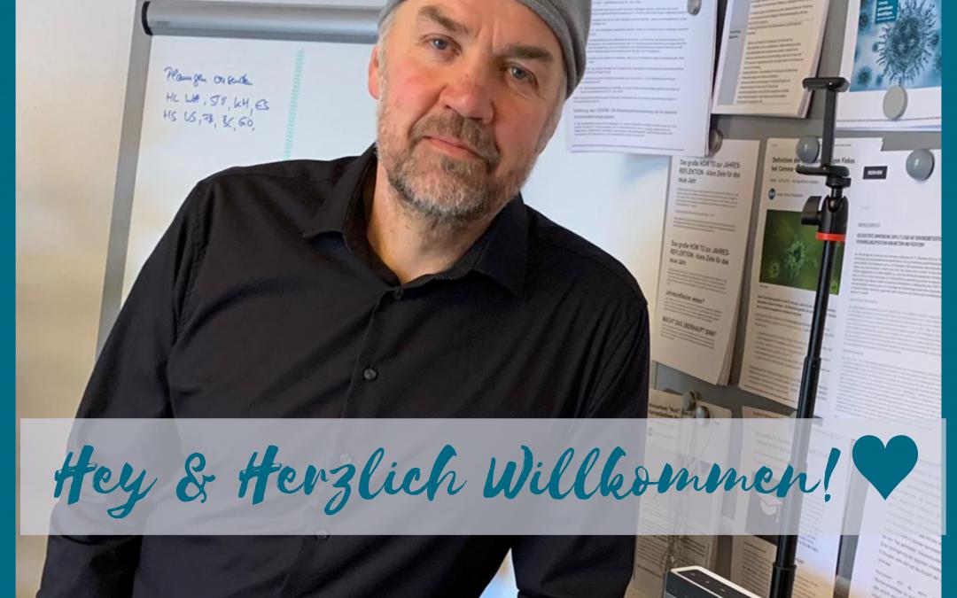 ALWIN STAMM – HEY & HERZLICH WILLKOMMEN!